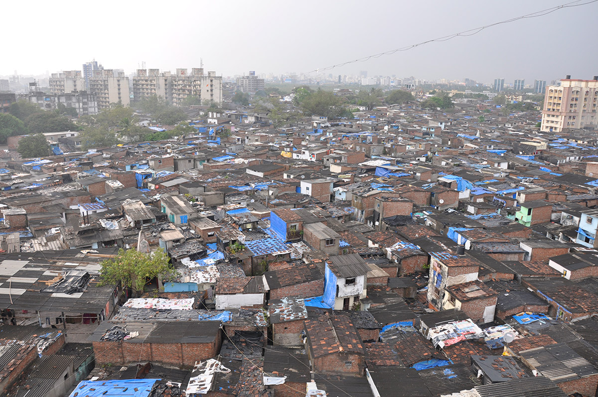 INCREMENTAL OPEN SPACES: The Case of Dharavi, India