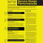 Service Design Performances
