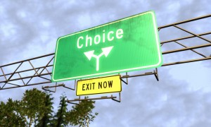 The Choice - A retrospective analysis of wicked problems