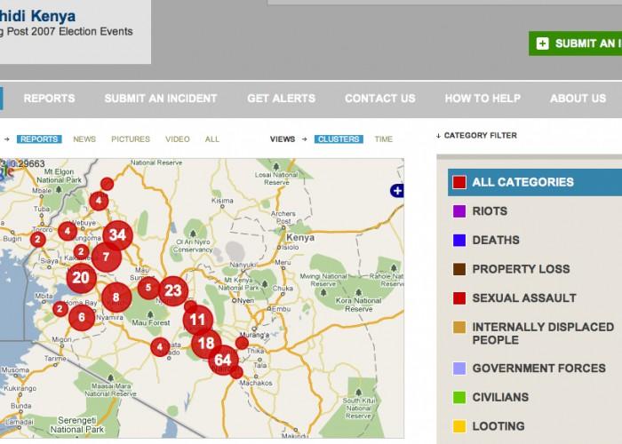 ushahidi-kenya