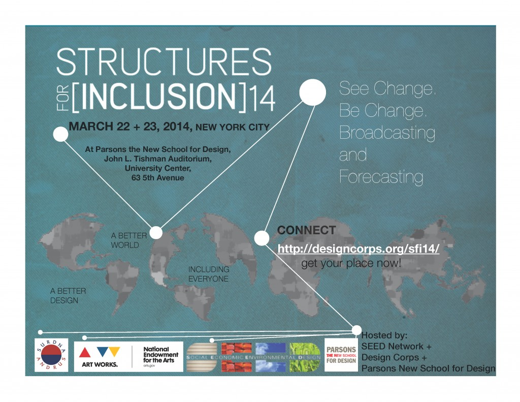 Structures for Inclusion '14