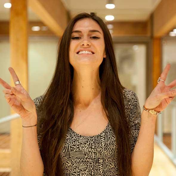 Delia Reyes (BBA DM)