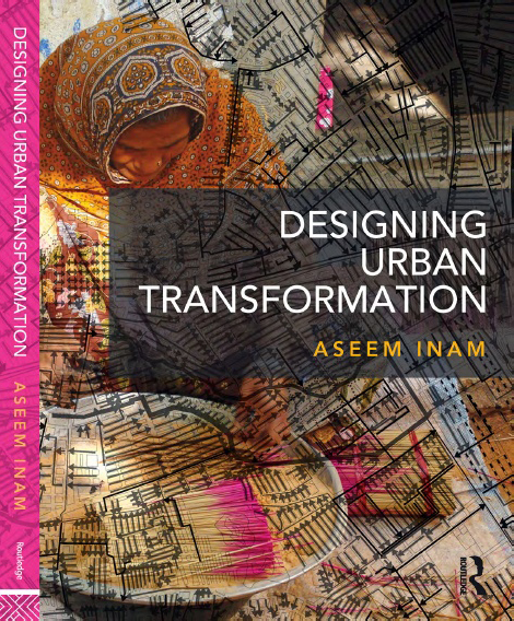 Designing Urban Transformation Book Cover2