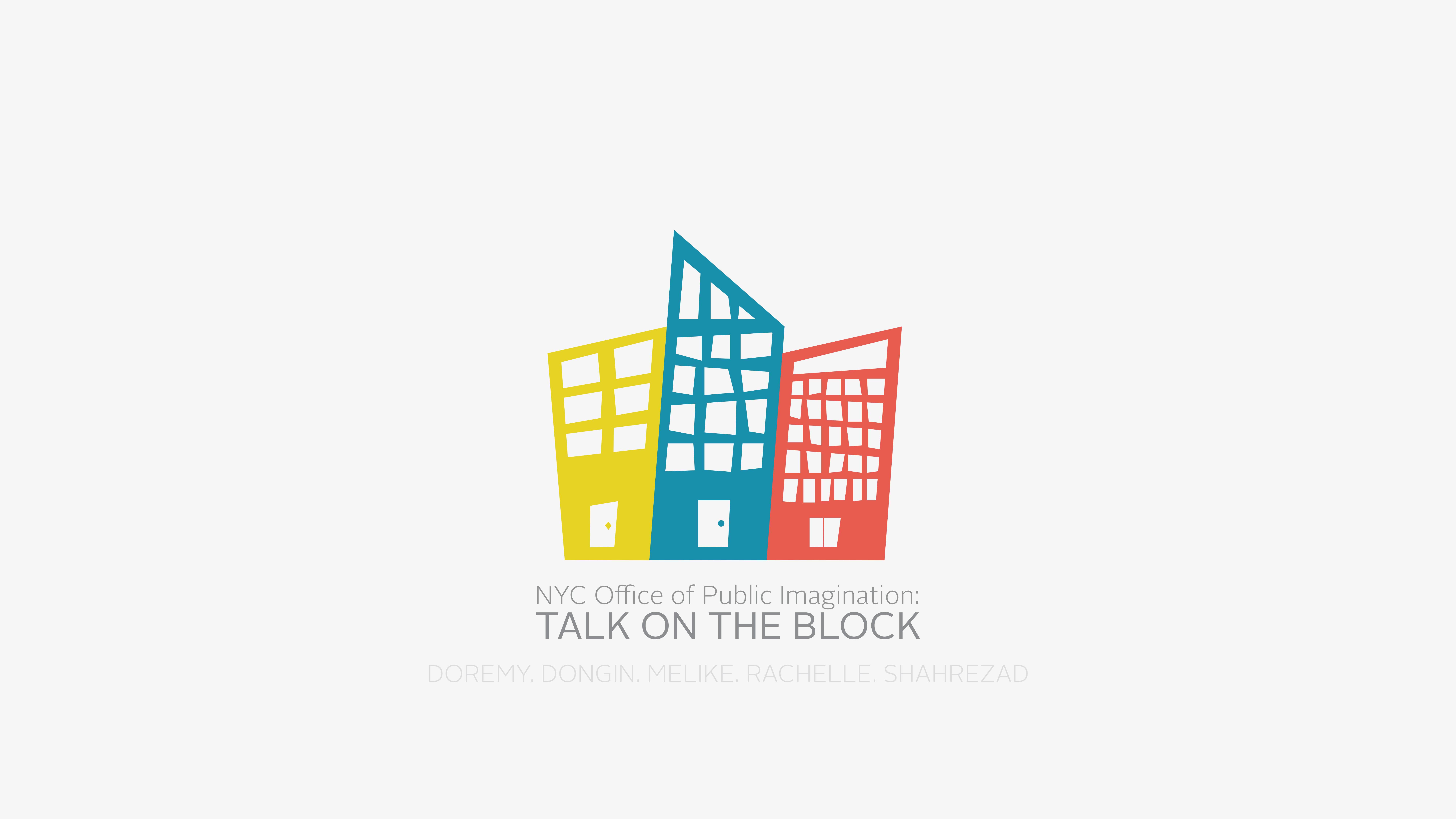 NYC Office of Public Imagination | School of Design Strategies