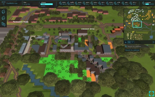 Using games to challenge the gridlock on fair and for Virtual house building games online