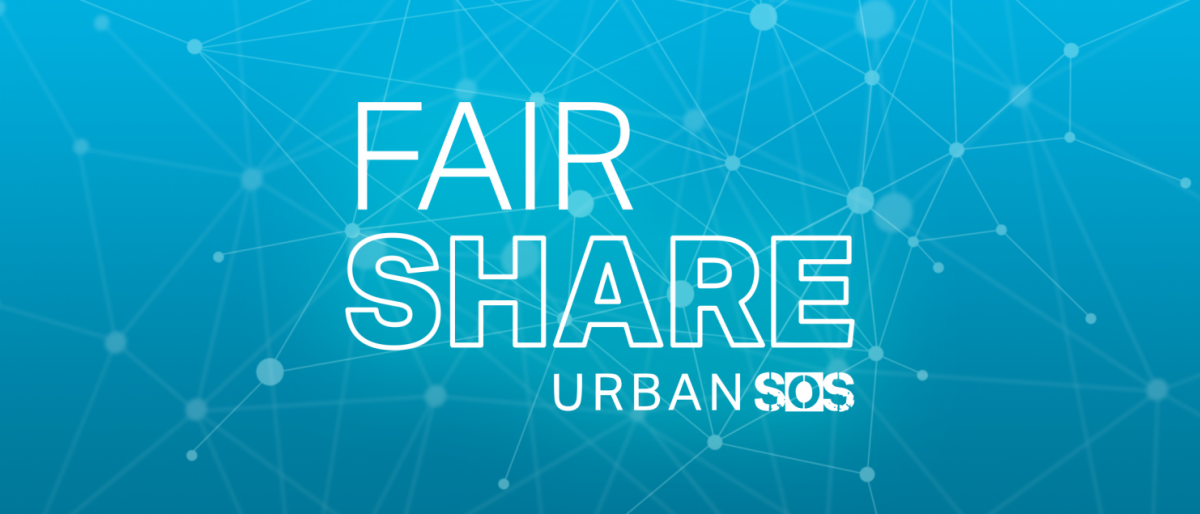 Urban Students project En Común(a) comes in second place at Urban SOS: Fair Share competition!