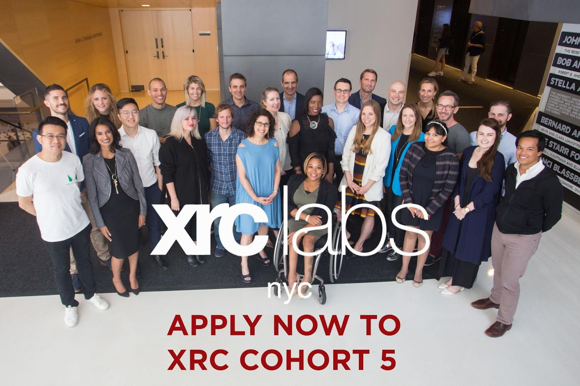 XRC Labs Cohort 5 Application - Due Tomorrow 11/3!